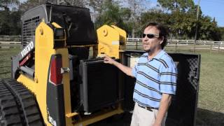 2005 Volvo MC110 track loader for sale by Ironlink Inc West Palm Beach Florida