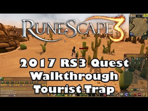 RS3 Quest Guide - Tourist Trap - 2017(Up to Date!) streaming vf