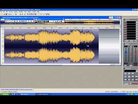 wawelab mp3 transpose videolu anlatım