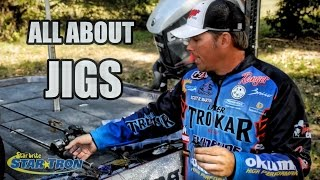 How to fish Jigs 101 - Everything you need know about fishing jigs for big bass