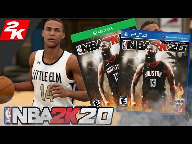NBA 2K20s MyCareer Story