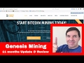 Genesis Mining Review Update | How to Buy Bitcoin Mining contracts in South Africa and rest of the