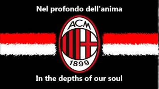 AC MILAN Theme song - lyrics