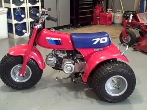 1985 honda 70 atc cdi wiring 1985 honda atc 70 *all original* walk-around **for sale ... honda 6 pin cdi wiring diagram