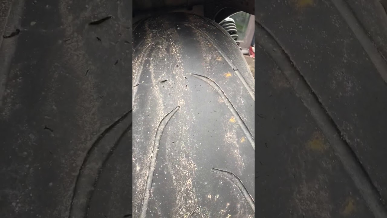Michelin Scorcher 240 40r18 Youtube