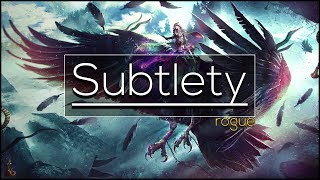 Legion - Subtlely Rogue  Full DPS Guide 732735 Basics PvE