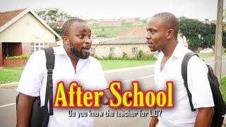 After school - Ekasi Learners Finale (LEON GUMEDE)