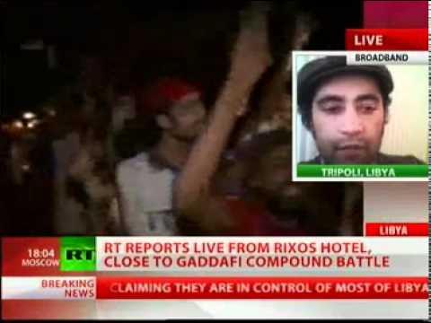 "Nazemroaya: NATO's Mainstream Media ""Killing The Truth"" in Tripoli"