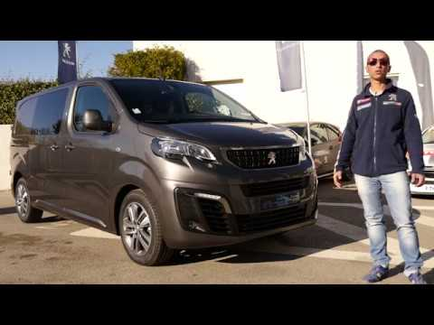 Download Peugeot expert ou Traveller élégance et robustesse, une génération d'avance. Je vous montre.