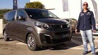 Peugeot expert ou Traveller élégance et robustesse, une génération d'avance. Je vous montre.