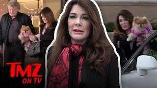 Lisa Vanderpump Buys Her Dog Christmas Presents | TMZ TV