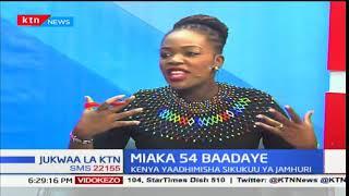 Miaka 54 Baadaye: Kenya yaadhimisha sikukuu ya Jamuhuri