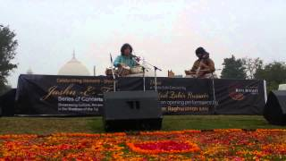 Ustad Zakir Hussain and Murad Ali Khan
