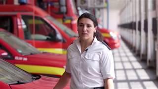 Krefeld 65.0 - #071 África Gutiérrez, Feuerwehr Krefeld