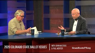 John and Paul's Excellent Adventure into 2020 Colorado State Ballot Issues