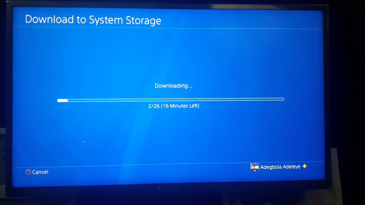 SOLVED!!!!!!! PS4 ERROR CODE CE-34788-0 FIXED PART 3 OF 3 - YouTube