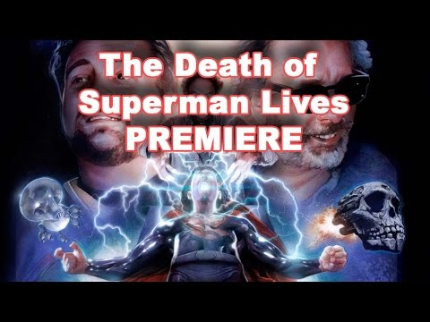 "The Death of ""Superman Lives"": What Happened? Premiere"