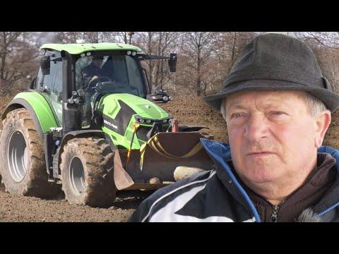 550 Hektarów 👉 Dlaczego Opóźnienia Na Polu? 👉 Deutz-Fahr 9340 TTV I Deutz-Fahr 6165 RC Shift