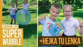 BAŃKOPIŁKA + HEJKA TU LENKA / ZABAWKI #05