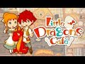 Little Dragons Café - Gameplay First 29 Minutes ( PC )