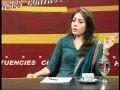 Sharmeela farooqi unsuccessfully defends president zardari in newsline with shahzeb khanzada part 01