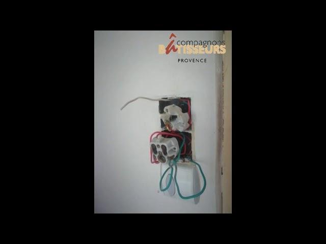 Tuto Brico : changer une prise et un interrupteur