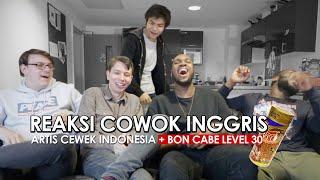 Tipe2 Cewek INDO yang Cowok UK/INGGRIS suka - Artis VS YouTuber/Celebgram | Reaksi & Wings Challenge