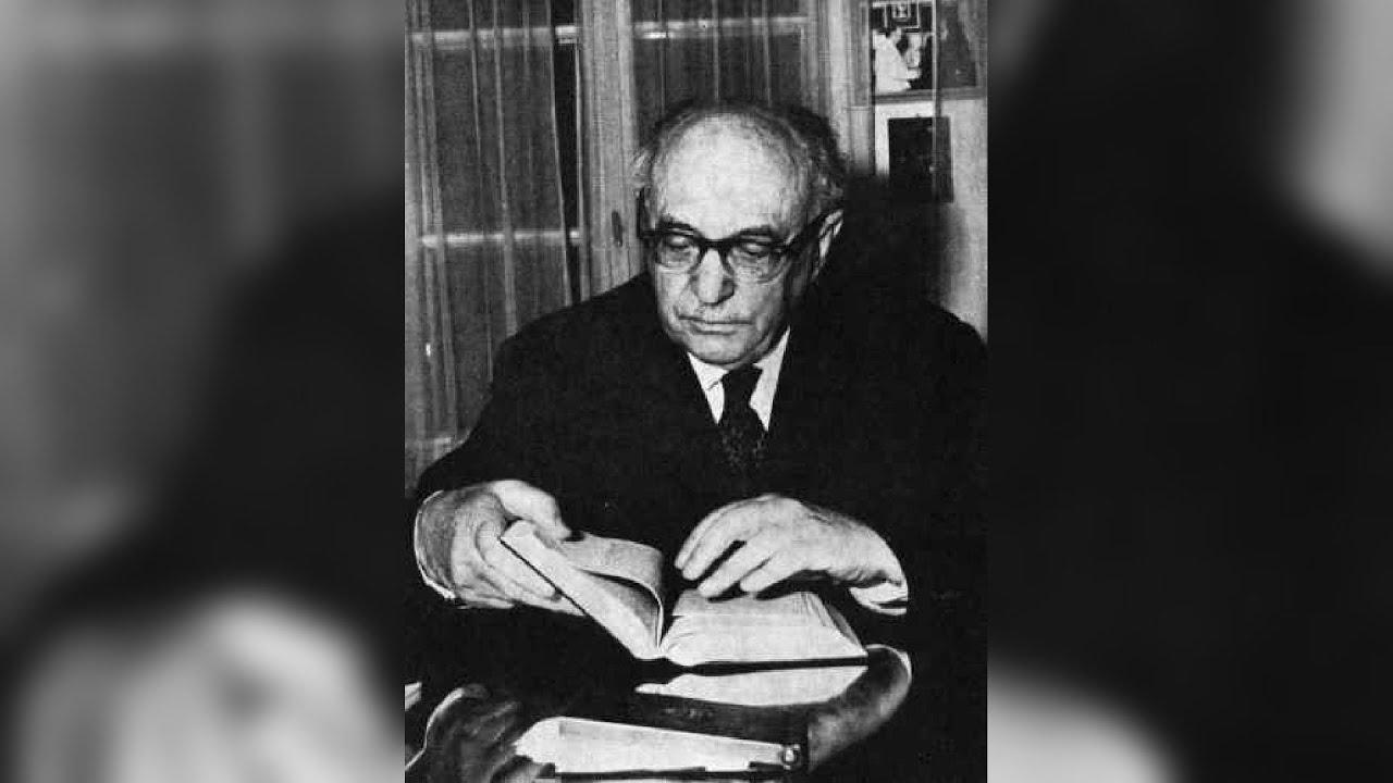 Zalman Shazar, troisième Président d'Israël - Un jour notre Histoire du 24 novembre