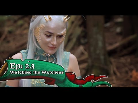 Standard Action Season 2 - Episode 2.3: Watching the Watchers