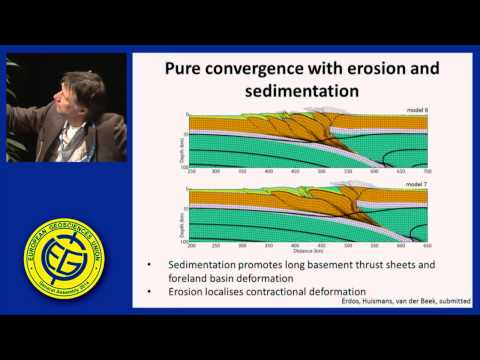 EGU2014: Lithosphere dynamics, intraplate deformation, and sedimentary basins (US1)