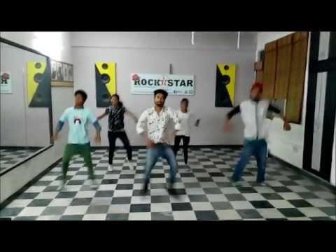 Bang bang dance choreography by rockstar academy c