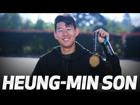 HEUNG-MIN SON RETURNS