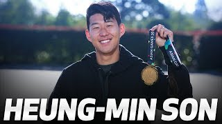 HEUNG-MIN SON RETURNS TO HOTSPUR WAY AFTER ASIAN GAMES GOLD MEDAL!