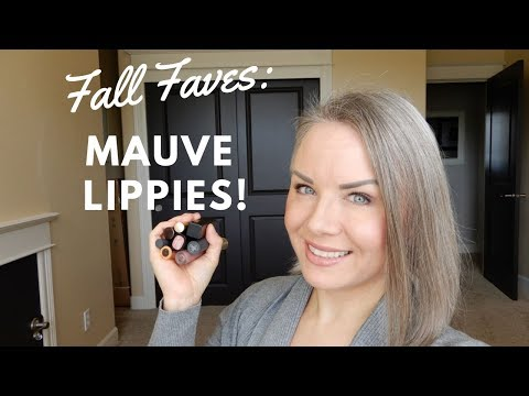 "Fall Faves: ""Melanie"" Mauve Lippies! thumbnail"