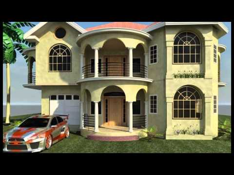 Amazing designs montego bay jamaica architect necca for House plans jamaica