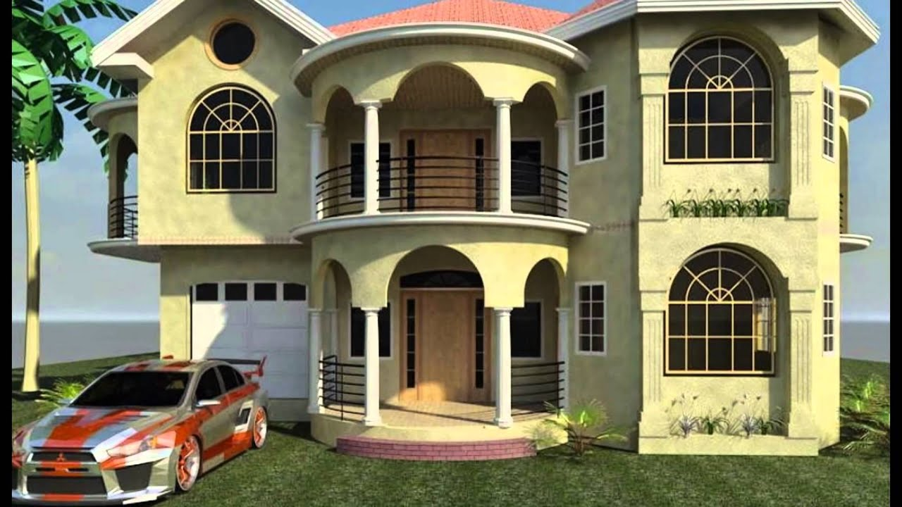 Amazing designs montego bay jamaica architect necca for Jamaican house designs