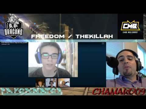 #RocketAdictos 04 Freedom y TheKillah