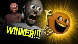 Annoying Orange BEATS Granny Chapter 2!!!