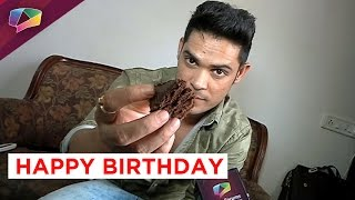 Kunwar Amar celebrates his birthday with India-Forums