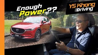 Mazda CX-5 2.5L GLS (Pt.2): FWD, Non-Turbocharged, Enough Power ah? [Genting Test Drive]