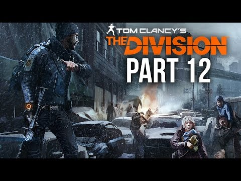 The Division Gameplay Walkthrough Part 12 - WARRENGATE POWER PLANT (Full Game)