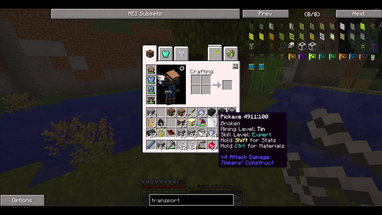 rift how to use porticulum