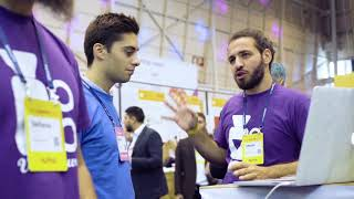 The Cypriots take Web Summit {the trailer}