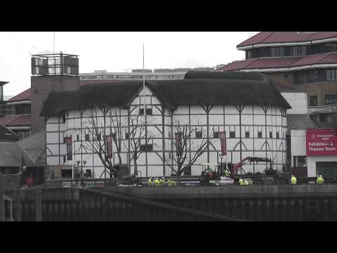 The Globe Shakespeare theatre documentary