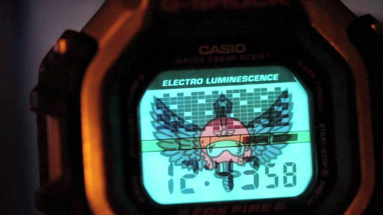 f1eccdb47f7 G-Shock Game Watches - YouTube