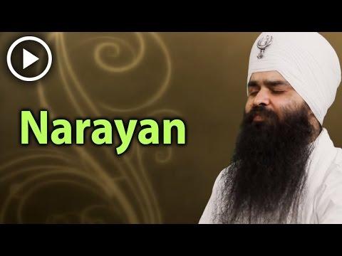 Narayan | Gurbani |  Bhai Gurpreet Singh | Shimla Wale | Shabad Gurbani | Kirtan | HD