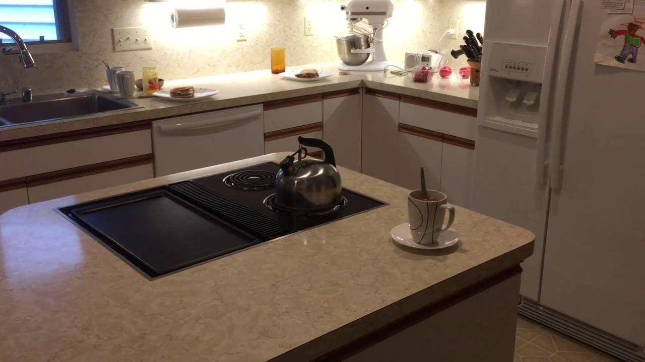 Gorgeous Kitchen Renovation In Potomac Maryland: Gaithersburg MD Custom Home Addition