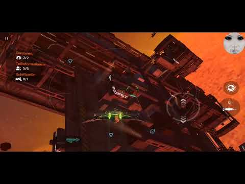 """Galaxy on Fire 3 Manticore - Exploring RESEARCH FACILITY """"RF-05"""""""