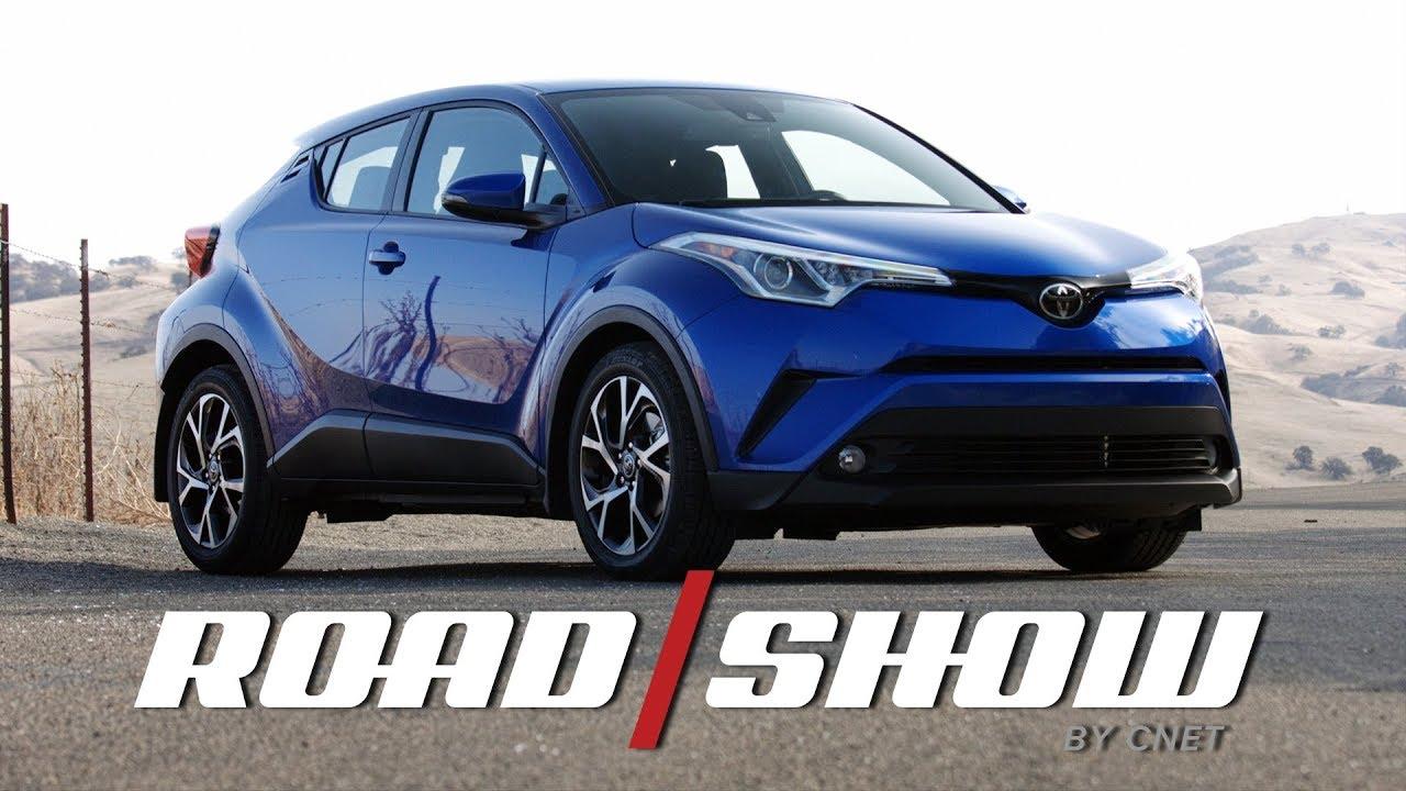 2018 Toyota C-HR: wild-style meets mild manners - Dauer: 5 Minuten