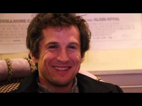 BLOOD TIES - Interview : GUILLAUME CANET